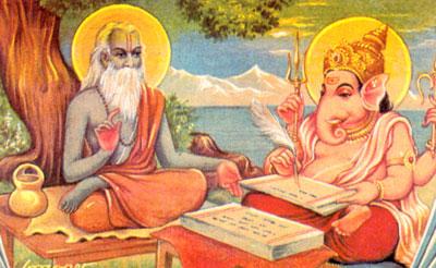 ganesh-writing-mahabharata